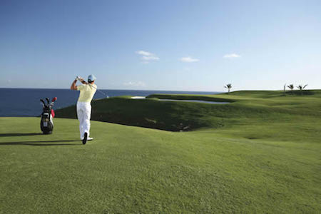 Maspalomas Golf: fairway